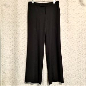 Wide-leg Banana Republic trousers